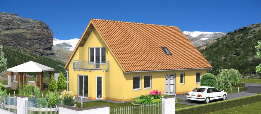 Heide – Doppelhäuser