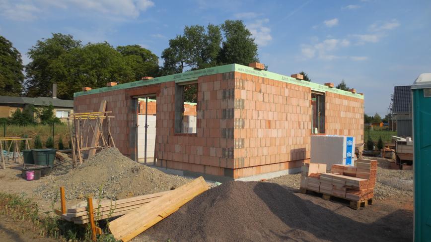 individuelles Architektenhaus mit Einliegerwohnung