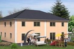 Saarmund – Doppelhäuser