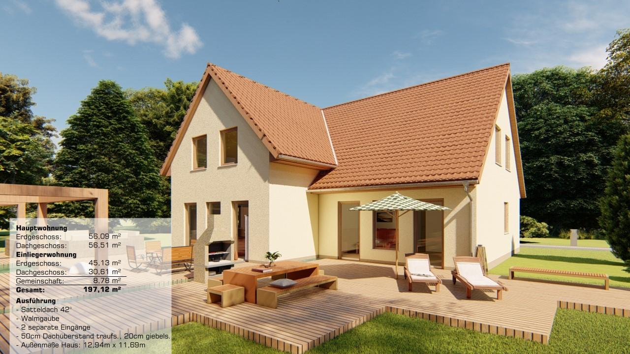 Altmark – Doppelhäuser