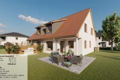 Doppelhaus Freiberg