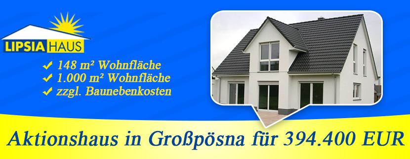 Aktionshaus in Großpösna