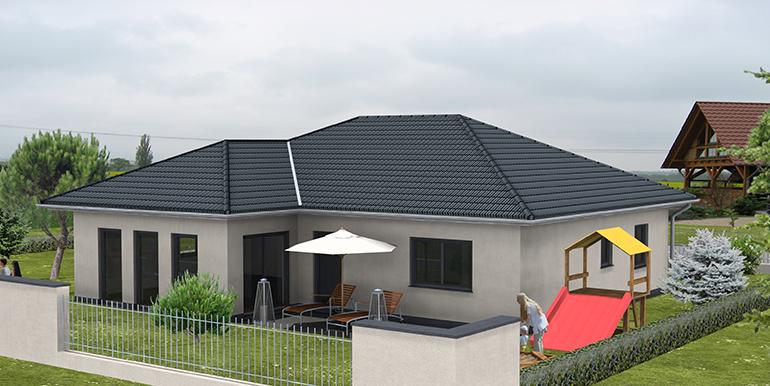 bungalow rangsdorf massiv gebaut von lipsia haus. Black Bedroom Furniture Sets. Home Design Ideas