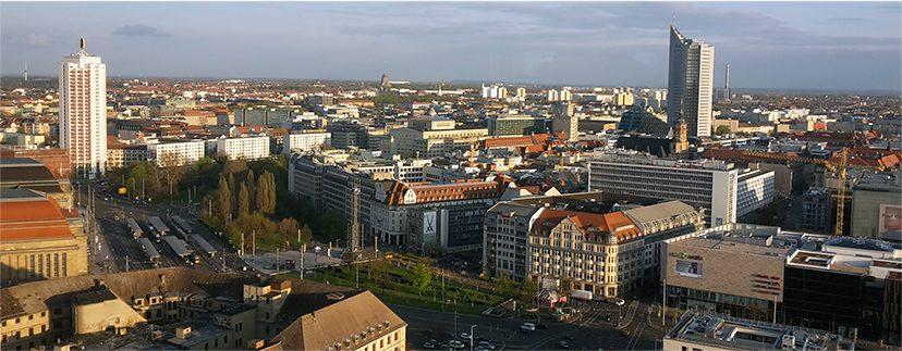 Wie entwickelt sich das Wohnraum-Angebot - speziell im Einfamilienhaus-Bereich in der Stadt Leipzig?